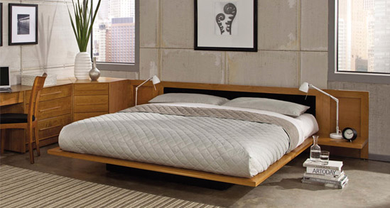 Wonderful Contemporary Platform Bedroom Sets Modern And Contemporary Platform Beds Haiku Designs