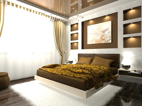 Wonderful Contemporary Style Bedroom Contemporary Style Bedroom Home Design