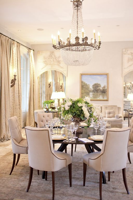 Wonderful Elegant Dining Table And Chairs Formal Round Dining Room Tables Designs Dining Room Lighting