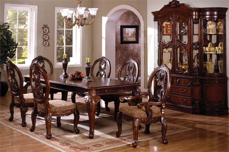 Wonderful Elegant Wood Dining Table Formal Dining Room Tables And Chairs Dining Table Design Ideas