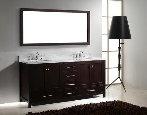 Wonderful High End Bathroom Furniture Vanities Abodo 72 Inch Transitional Vanity White Finish Set
