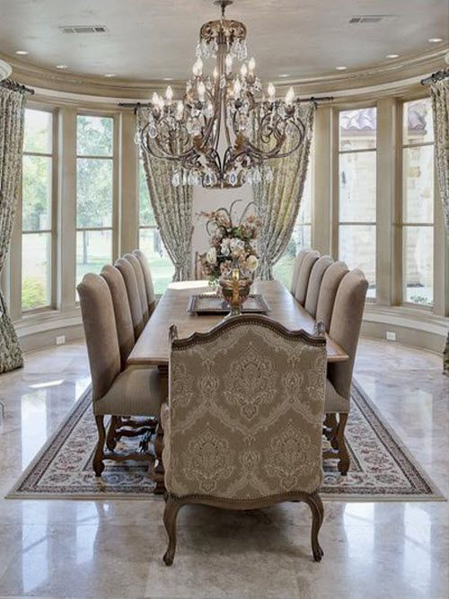 Wonderful High End Formal Dining Room Sets Best 20 Formal Dining Rooms Ideas On Pinterest Formal Dining Intended For High End Dining Room Sets Decor