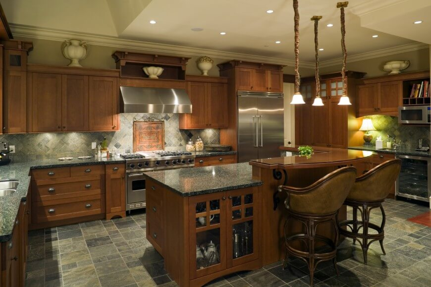 Wonderful High End Kitchen Island Designs 399 Kitchen Island Ideas For 2018