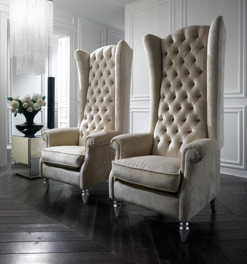 Wonderful High Living Room Chairs High Back Chairs For Living Room Modern Home Design Ideas