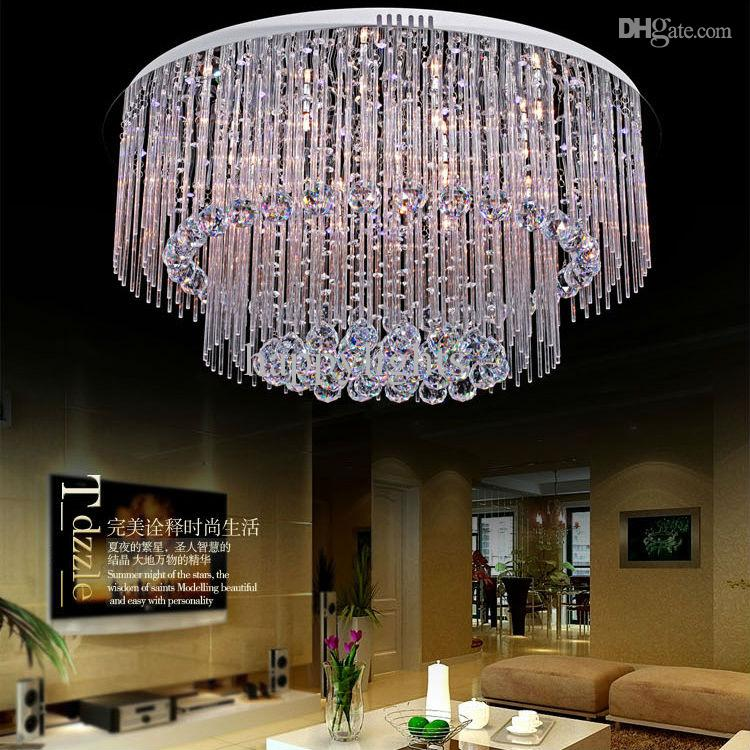 Wonderful Indoor Ceiling Lights Best Quality 2015 New Modern Crystal Ceiling Light Indoor Lighting