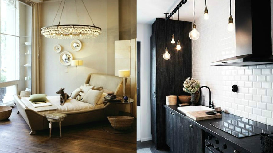 Chic Low Hanging Ceiling Lights Dining Table 3 Pendant Lights Over