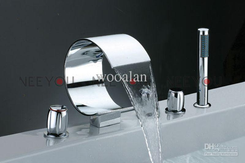 Wonderful Luxury Bathroom Faucets Lovely Design Waterfall Faucets For Bathroom Sinks Bathroom