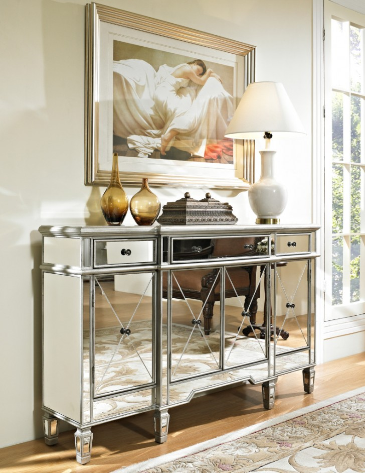 Wonderful Luxury Furniture For Less Luxury Bedroom Area With Metallic Color Console Table Less