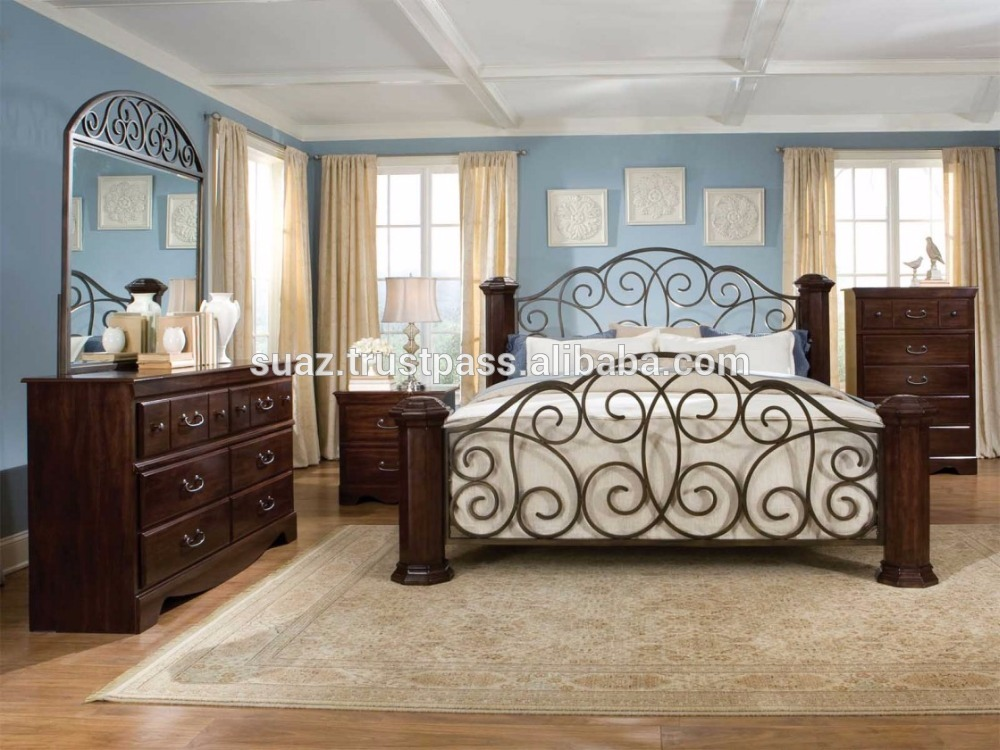 Wonderful Luxury Metal Beds Metal Bedsluxury Iron Double Bedsmetal King Queen Size Bedsiron