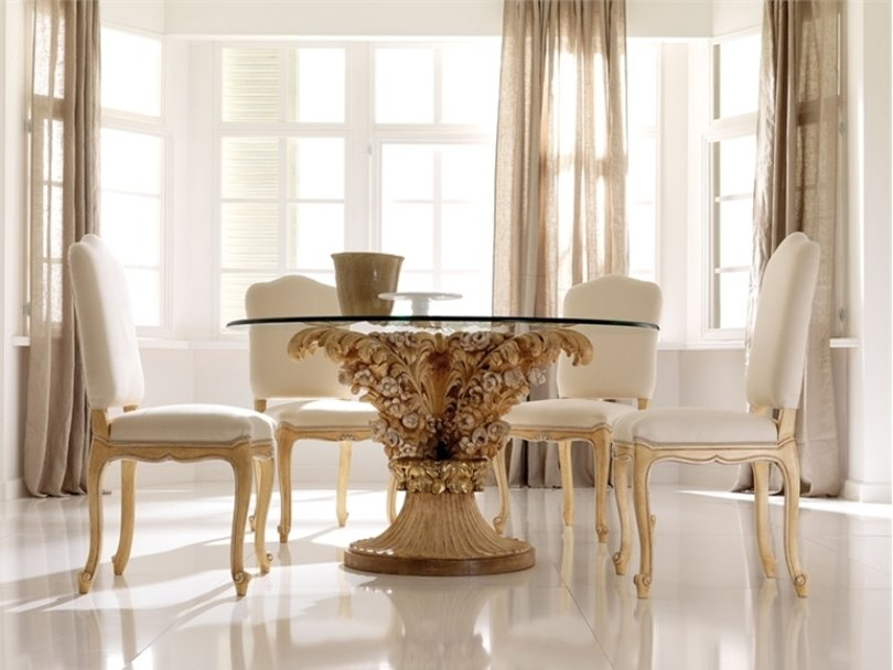 Wonderful Luxury Round Dining Table Luxury Round Dining Table Set Idea 4 Home Ideas
