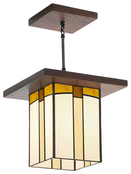 Wonderful Mission Style Pendant Chandelier Mission Style Lantern For Hallway Entryway Over A Kitchen Island