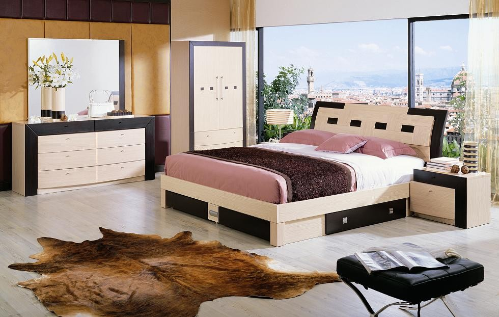 Wonderful Modern Bedroom Sets With Storage Concorde Modern Bed With Storage