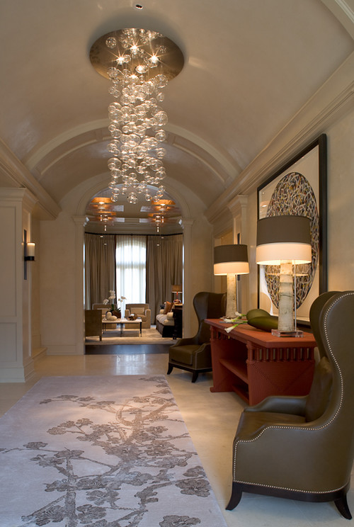 Wonderful Modern Entry Chandelier Elegant Modern Lighting Part 8