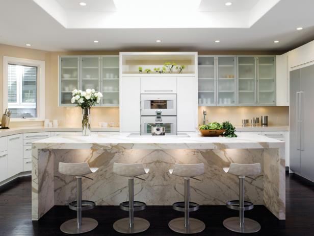 Wonderful White Kitchen Cabinets White Kitchen Cabinets Pictures Ideas Tips From Hgtv Hgtv